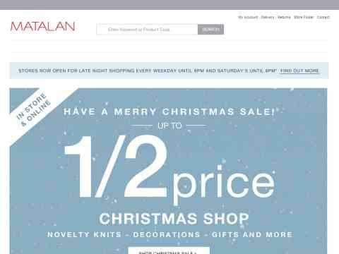 Matalan Voucher Codes And Promos For April 2019