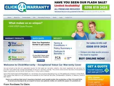 click4warranty.co.uk