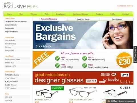 exclusiveeyes.co.uk