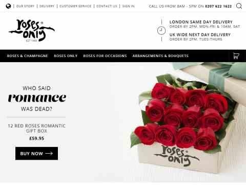 rosesonly.co.uk