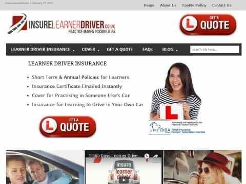 insurelearnerdriver.co.uk