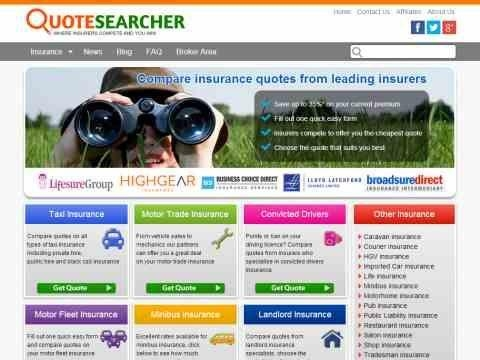 quotesearcher.co.uk